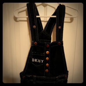 DnKY shorts overalls